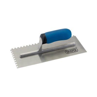 Draper Adhesive Spread Trowel Soft Grip 11'' 43974
