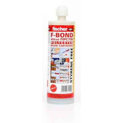 Fischer 400ml Polyester Resin