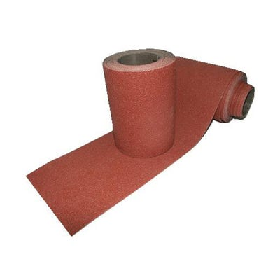 Flexi Red Aluminium Oxide 10m Roll
