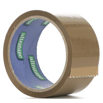Ultratape Brown Parcel Tape 48mm x 40m
