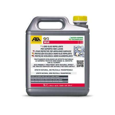 Fila W68 Stain Protector For Unpolished Surfaces 5L