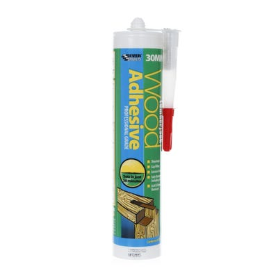 Lumberjack 30 Minute Polyurethane Wood Adhesive Gel 310ml