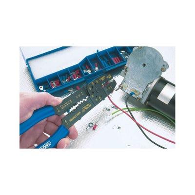Draper 5 Way Crimping Tool and Terminal Kit 13658