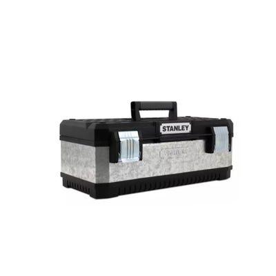 Stanley 23'' Galvanised Metal Toolbox 1-95-619