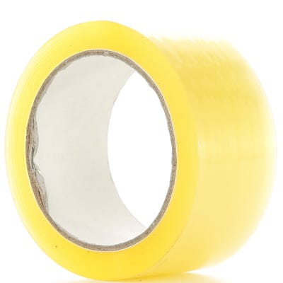 Ultratape Clear Tape 25mm x 66m