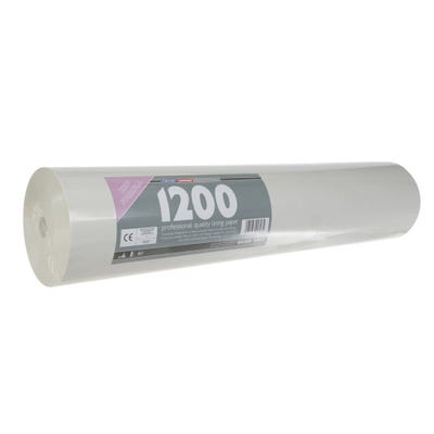 Lining Paper 1200G Quad Roll