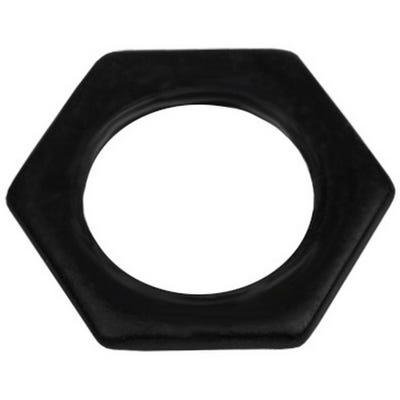 Conduit Locknut Black 25mm
