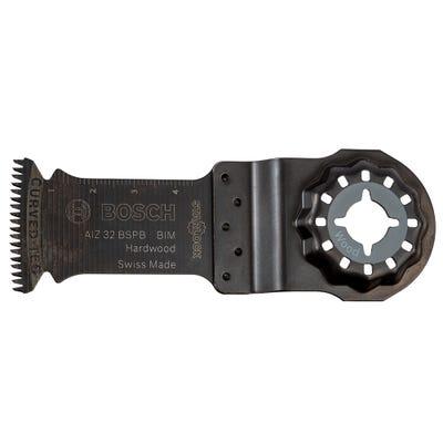 Bosch Plungecut Saw Blade For Hardwood AIZ32BB