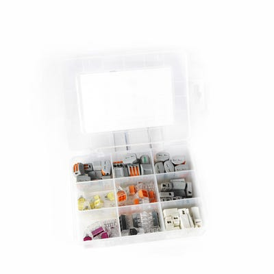 Wago 75 Piece Basic Installer Carry Case