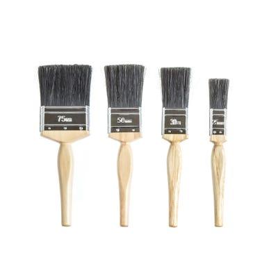 ProDec Contractor Painters Dozen 12 Piece Brush Set