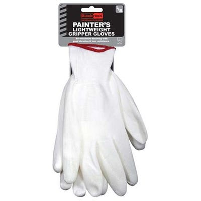 Blackrock Painters Lightweight Gripper Gloves L/XL