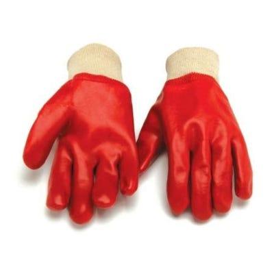Blackrock PVC Knitwrist Gloves