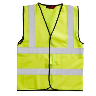 Blackrock Yellow Hi-Vis Waistcoat XL