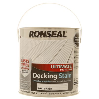 Ronseal Ultimate Decking Stain 2.5L