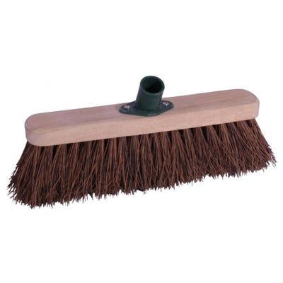 ProDec 12'' Stiff Sweeping Broom Head