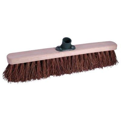 ProDec 18'' Stiff Sweeping Broom Head