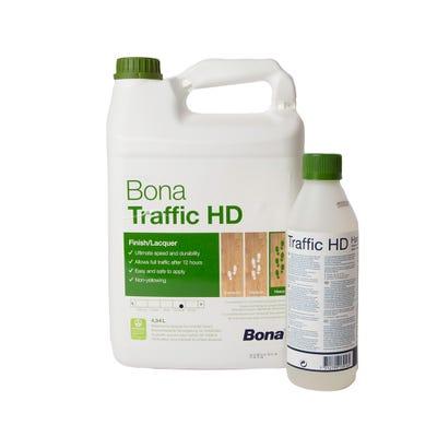 Bona Traffic HD Silk Matt Lacquer 4.95L