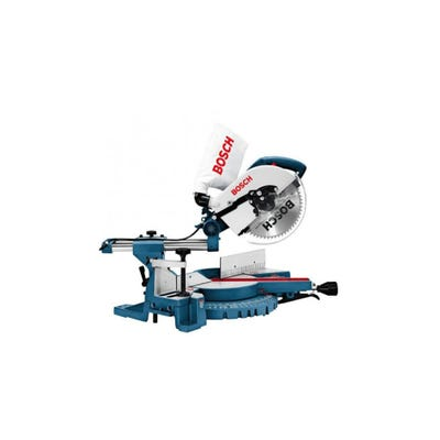 Bosch GCM8SJL2 Professional 8'' Sliding Compound Mitre Saw 110V & Stand
