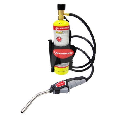 Rothenberger Trigger Torch With Hose And Holster