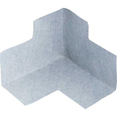 Integral Corner For Homelux Waterproofing System