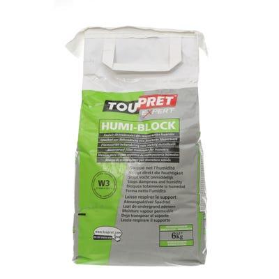 Toupret Humi-Block Waterproof Masonry Filler 6kg