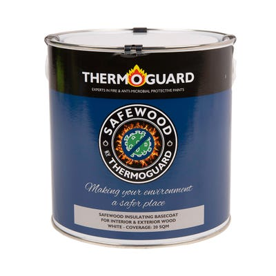 Thermoguard Timbercoat Intumescent Paint 3.5kg (20 SQM)
