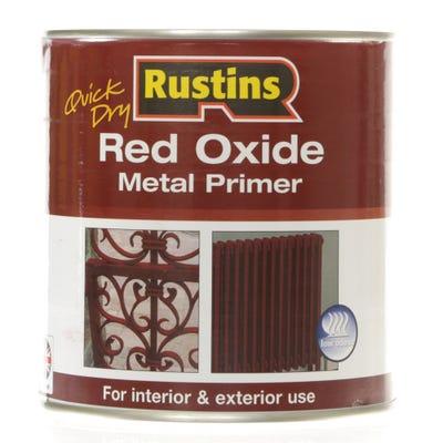 Rustins Quick Dry Red Oxide Metal Primer