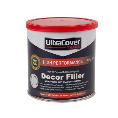 UltraCover Trade 2 Part All Purpose Decor Filler Light Grey