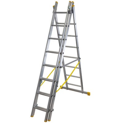 Youngman Combination Trade Ladder 2.50m