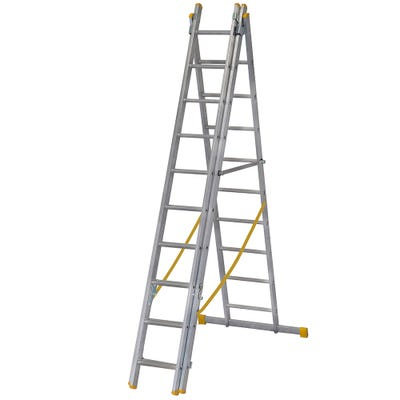Youngman Combination Trade Ladder 3.08m