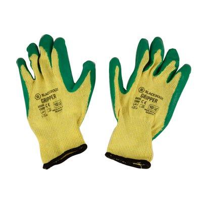 Blackrock Latex Gripper Gloves Size 10/XL