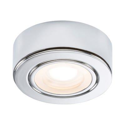 Knightsbridge LED Under Cabinet Light Chrome 3000K