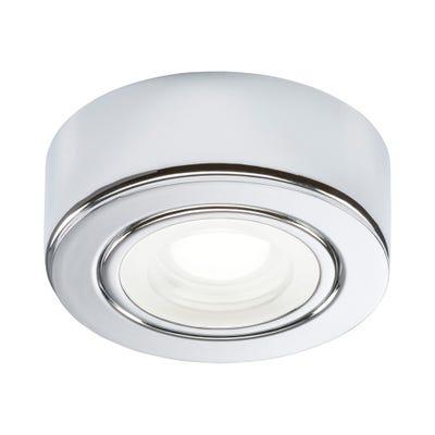 Knightsbridge LED Under Cabinet Light Chrome 4000K