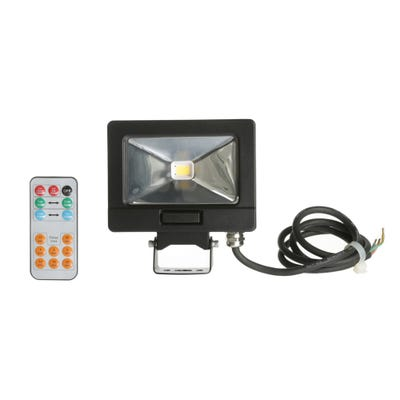Odessa 10W Slimline LED PIR Floodlight IP65 5000K