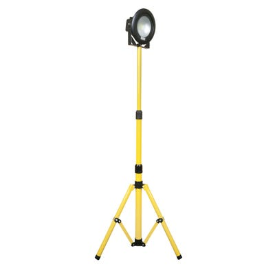 Defender 240V DF1200 20W LED Single Head Work Light With Telescopic Tripod