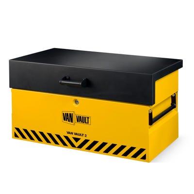 Van Vault 2 Secure Storage Box S10810