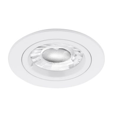 Aurora Fixed GU10 230V Non-Fire Rated Downlight - White EN-DLM356W