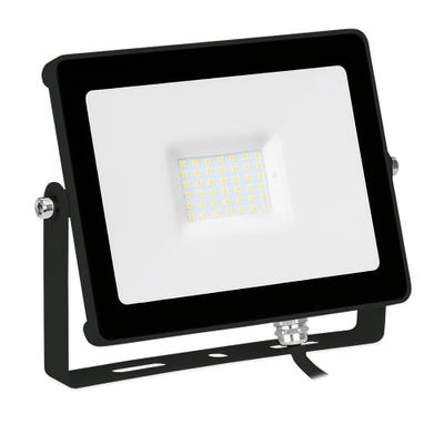 Aurora 30W LED Floodlight Cool White EN-FLH30BLK/40