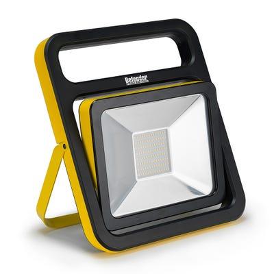 Defender 50W LED Slim Light 110V