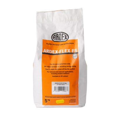Ardex Flex FS Dove Grey Tile Grout 5Kg