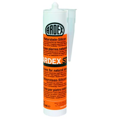 Ardex ST Dove Grey Silicone Sealant 310ml