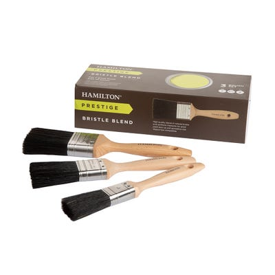 Hamilton Prestige Bristle Blend Box Set Of 3