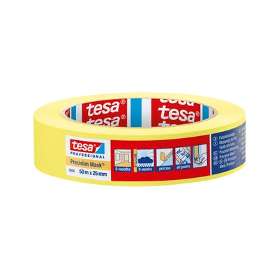Tesa Precision Masking Tape 25mm x 50m