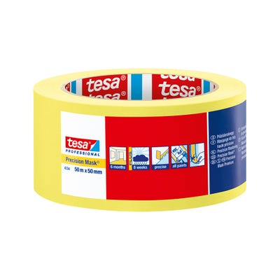 Tesa Precision Masking Tape 50mm x 50m