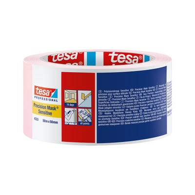 Tesa Precision Masking Tape Sensitive 50mm x 50m