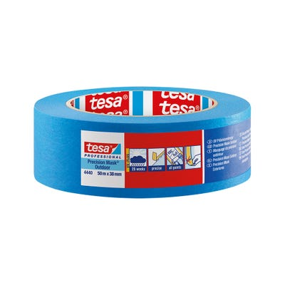 Tesa Precision Masking Tape Outdoor UV Resistant 38mm x 50m