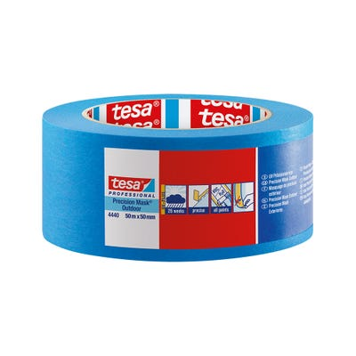 Tesa Precision Masking Tape Outdoor UV Resistant 50mm x 50m
