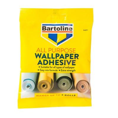 Bartoline All Purpose Wallpaper Adhesive 5 Rolls