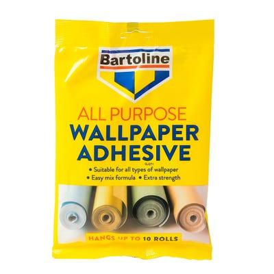 Bartoline All Purpose Wallpaper Adhesive 10 Rolls