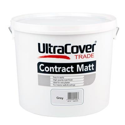 UltraCover Trade Contract Matt Grey 15L